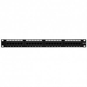 CTEK-PP02 ( Cat5e/Cat6 Patch Panel )